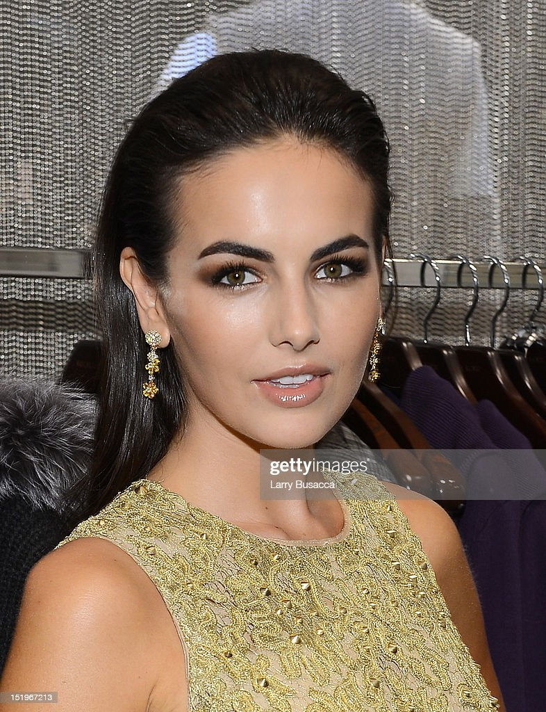 Actress Camilla Belle attends Kors Collaborations: Claiborne Swanson Frank on September 13, 2012 in New York City.