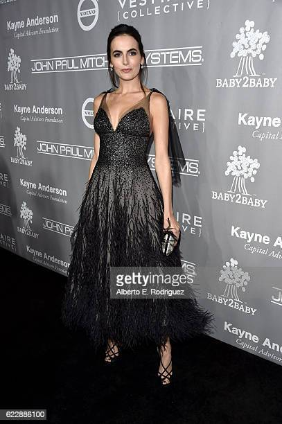 Actress Camilla Belle attends the 5th Annual Baby2Baby Gala at 3LABS on November 12 2016 in Culver City California