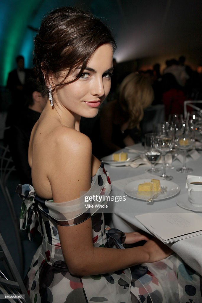 Actress Camilla Belle attends The Art of Elysium's 6th Annual HEAVEN Gala After Party presented by Audi at 2nd Street Tunnel on January 12, 2013 in Los Angeles, California.