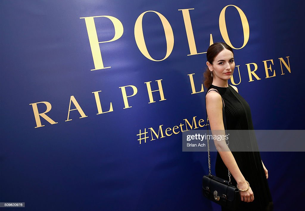 Actress <a gi-track='captionPersonalityLinkClicked' href=/galleries/search?phrase=Camilla+Belle&family=editorial&specificpeople=210585 ng-click='$event.stopPropagation()'>Camilla Belle</a> attends the Polo Ralph Lauren Fall 2016 during New York Fashion Week on February 12, 2016 in New York City.