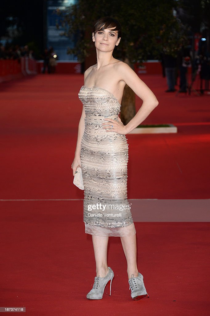 Actress Camilla Filippi attends 'Il Mondo Fino In Fondo' Premiere during The 8th Rome Film Festival on November 8, 2013 in Rome, Italy.