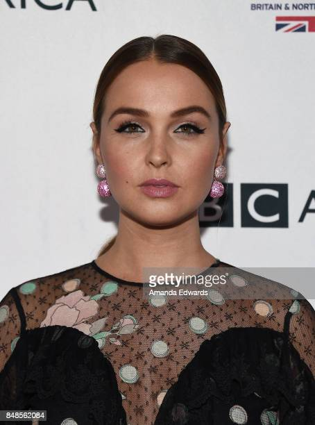Actress Camilla Luddington arrives at the BBC America BAFTA Los Angeles TV Tea Party 2017 at The Beverly Hilton Hotel on September 16 2017 in Beverly...