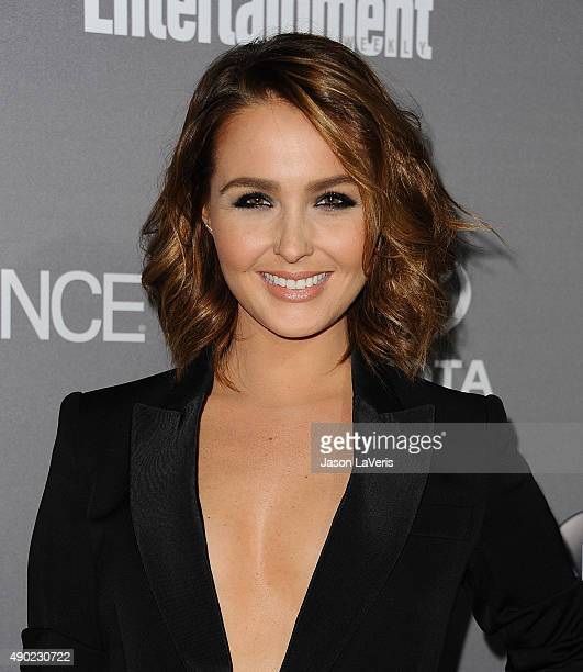 Actress Camilla Luddington attends ABC's TGIT premiere event on September 26 2015 in West Hollywood California