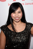 Actress Camille Mana attends the premiere of Cinelou Films' 'Cake' at ArcLight Cinemas on January 14 2015 in Los Angeles California