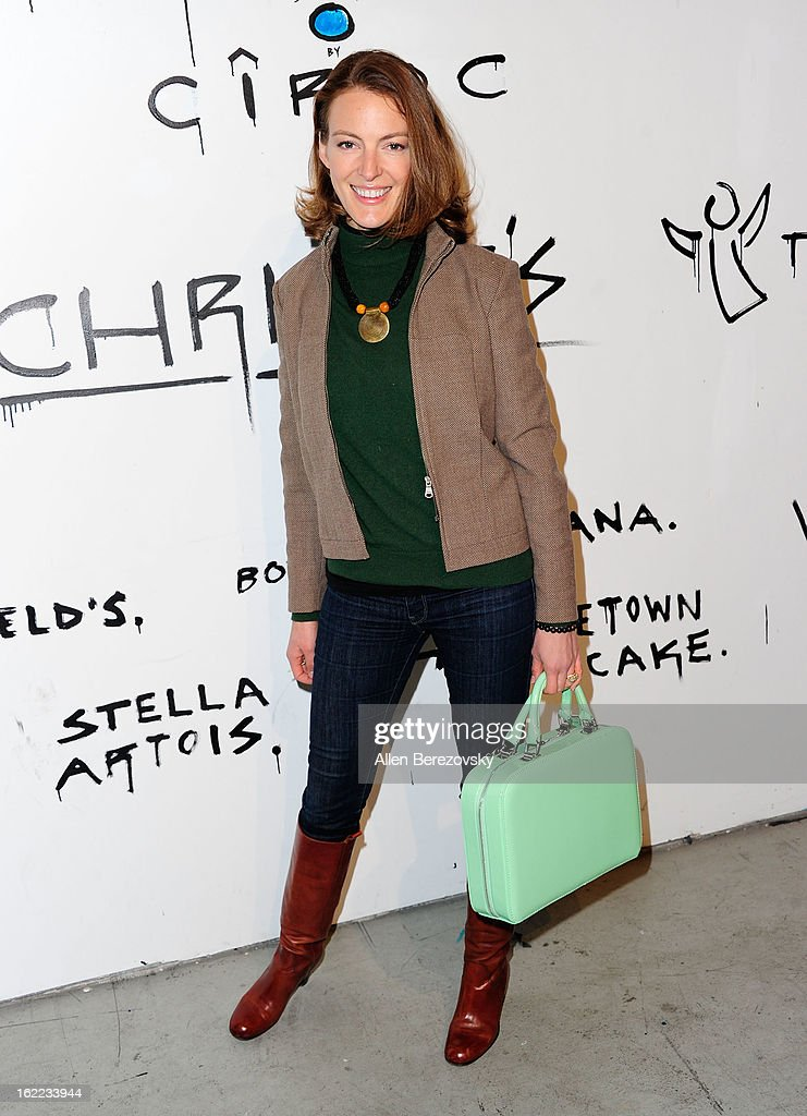 Actress Camille Natta attends The Art of Elysium's 6th annual Pieces of Heaven charity art auction presented by Ciroc Ultra Premium Vodka at Ace Museum on February 20, 2013 in Los Angeles, California.