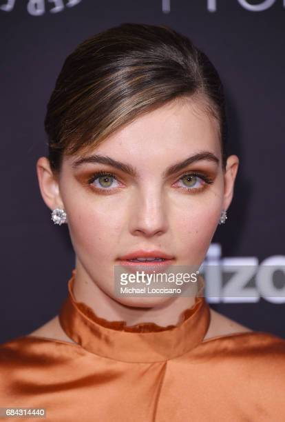Actress Camren Bicondova attends the The Paley Honors Celebrating Women In Television event at Cipriani Wall Street at on May 17 2017 in New York City