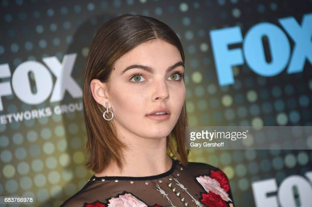 Actress Camren Bicondova of the show 'Gotham' attends the FOX Upfront on May 15 2017 in New York City