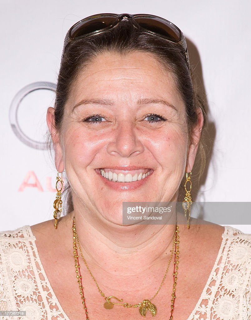 Actress Camryn Manheim attends the Best Buddies poker event at Audi Beverly Hills on August 22, 2013 in Beverly Hills, California.