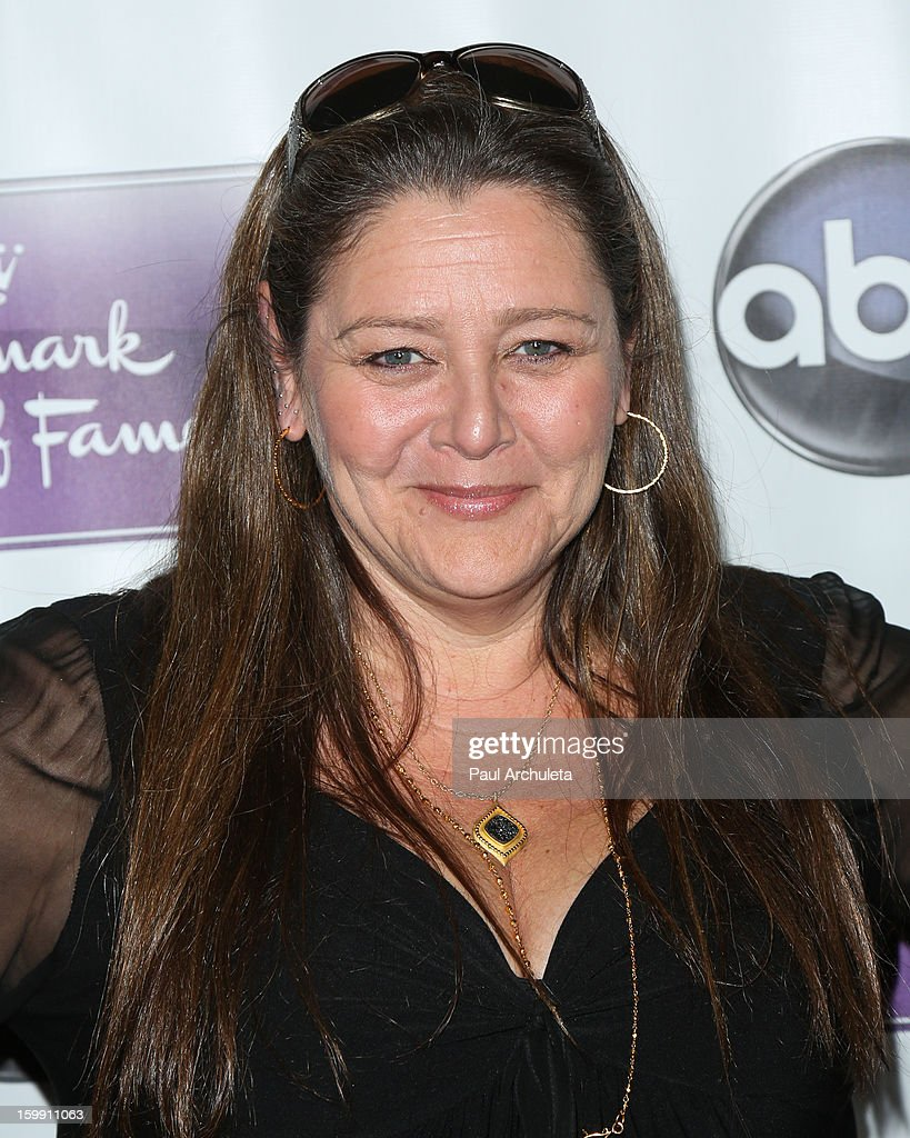 Actress Camryn Manheim attends the premiere of 'The Makeover' at the Fox Studio Lot on January 22, 2013 in Century City, California.
