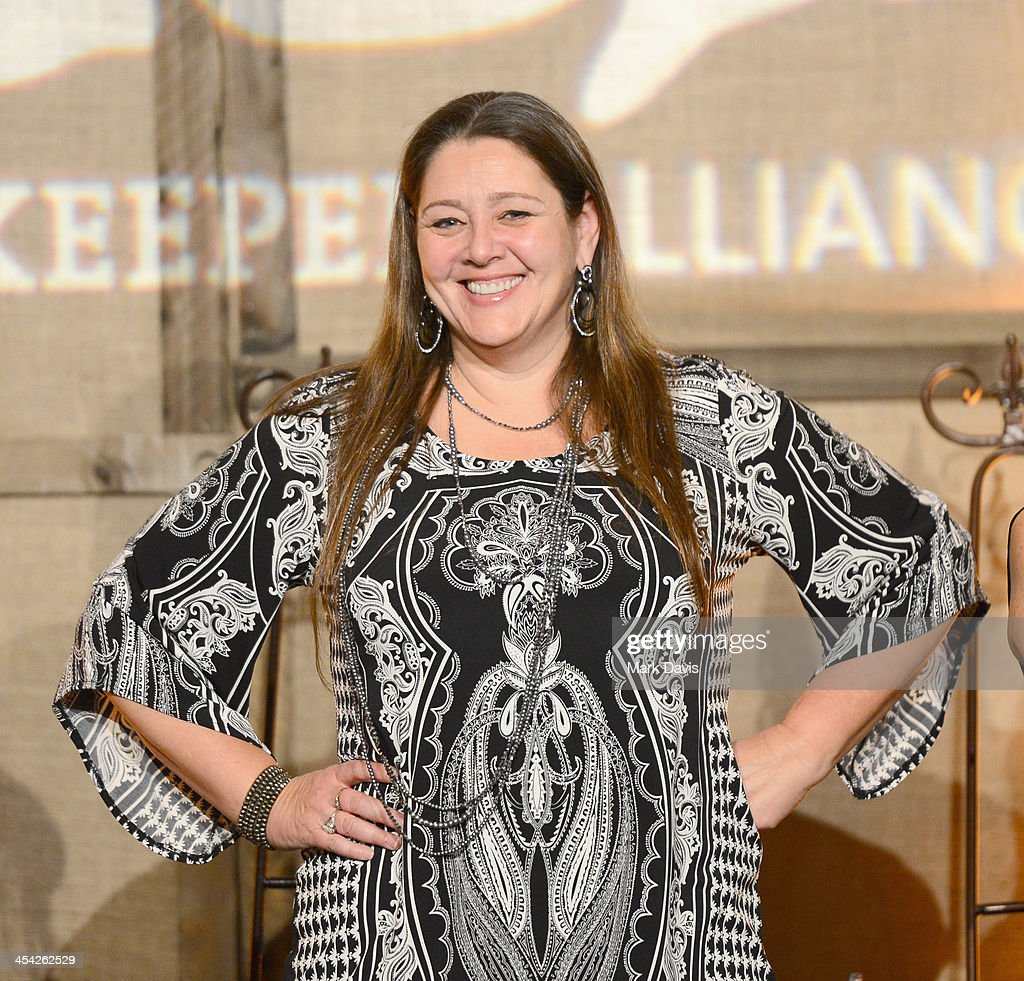 Actress <a gi-track='captionPersonalityLinkClicked' href=/galleries/search?phrase=Camryn+Manheim&family=editorial&specificpeople=204200 ng-click='$event.stopPropagation()'>Camryn Manheim</a> attends the Waterkeeper Alliance Benefit during Day 2 of the Deer Valley Celebrity Skifest held at Montage Deer Valley on December 7, 2013 in Park City, Utah.