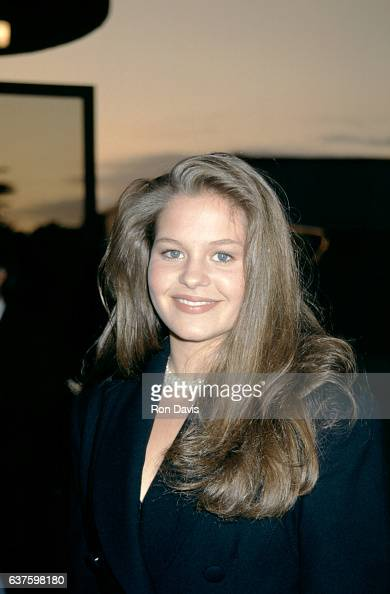 Candace Cameron 1993 Stock Photos and Pictures | Getty Images