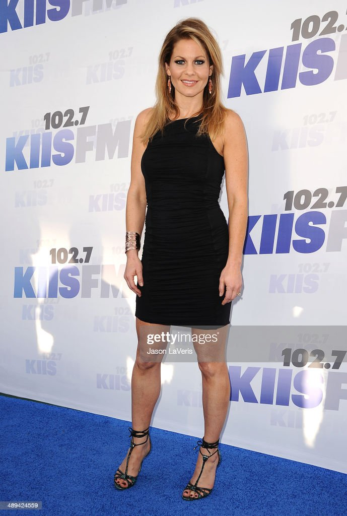 Actress Candace Cameron Bure attends 102.7 KIIS FM's 2014 Wango Tango at StubHub Center on May 10, 2014 in Los Angeles, California.