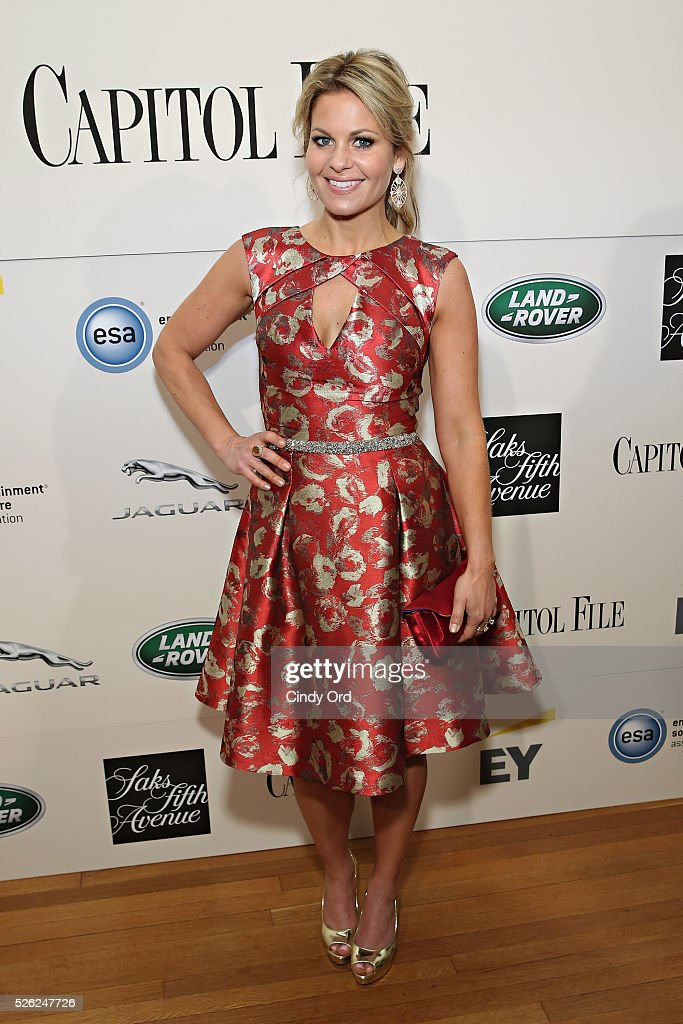 Actress Candace Cameron-Bure attends as Jaguar Land Rover sponsor Capitol File's White House Correspondents' Dinner Party on April 30, 2016 in Washington, DC.