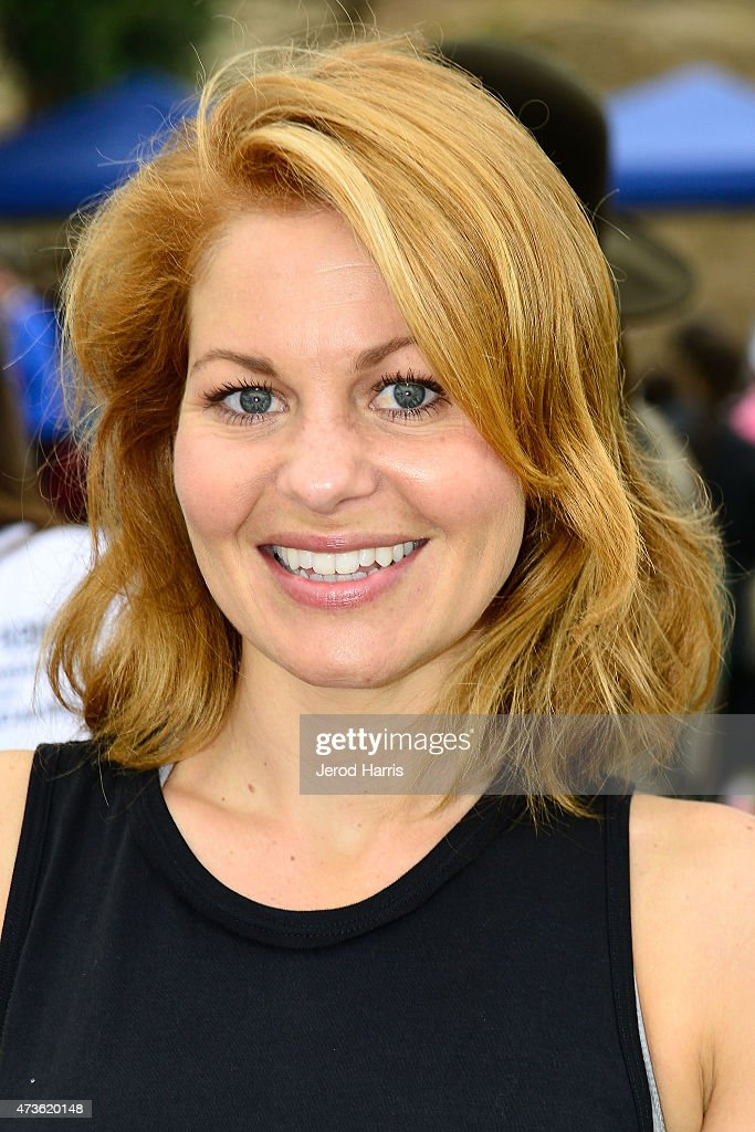Actress Candace Cameron-Bure attends the 7th Annual Walk To Africa Hosted By Dr. Bob Hamilton For Medical Missions To Africa on May 16, 2015 in Santa Monica, California.