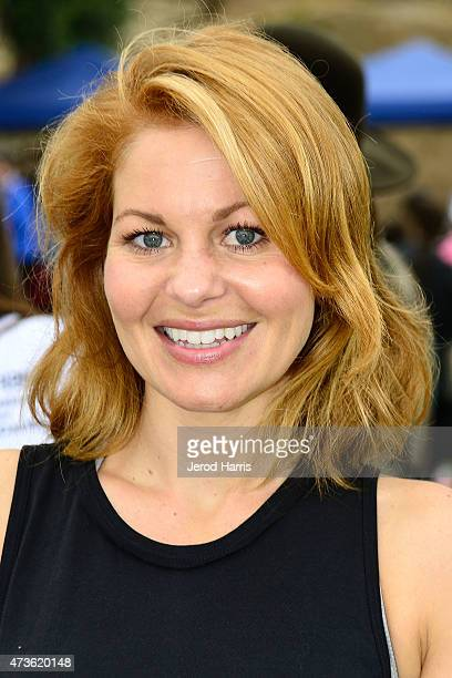 Actress Candace CameronBure attends the 7th Annual Walk To Africa Hosted By Dr Bob Hamilton For Medical Missions To Africa on May 16 2015 in Santa...