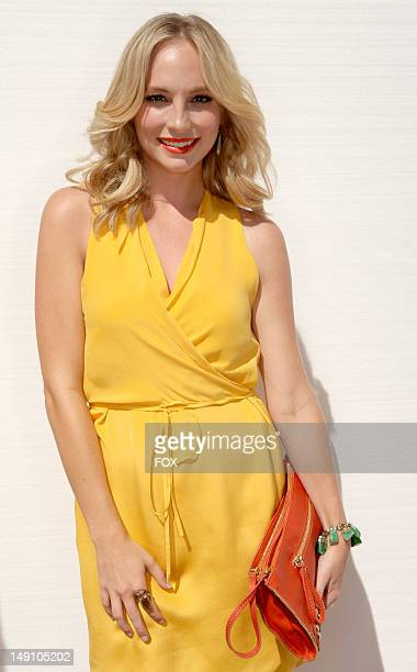 Actress Candice Accola attends the FOX 2012 Teen Choice Awards at Gibson Amphitheatre on July 22 2012 in Los Angeles California