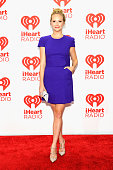 Actress Candice Accola attends the iHeartRadio Music Festival at the MGM Grand Garden Arena on September 21 2013 in Las Vegas Nevada