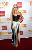 Actress Candice Accola attends 'TrevorLIVE LA' Honoring Robert Greenblatt Yahoo and Skylar Kergil for The Trevor Project at Hollywood Palladium on...