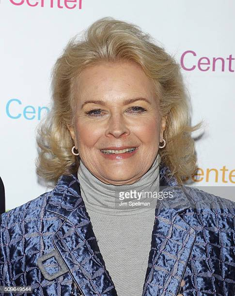 Actress Candice Bergen attends the 2016 American Songbook Gala at Alice Tully Hall Lincoln Center on February 11 2016 in New York City