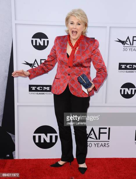 Actress Candice Bergen attends the AFI Life Achievement Award gala at Dolby Theatre on June 8 2017 in Hollywood California
