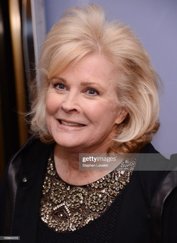 Actress Candice Bergen attends the 'Inventing David Geffen' New York Premiere at Paris Theater on November 5, 2012 in New York City.