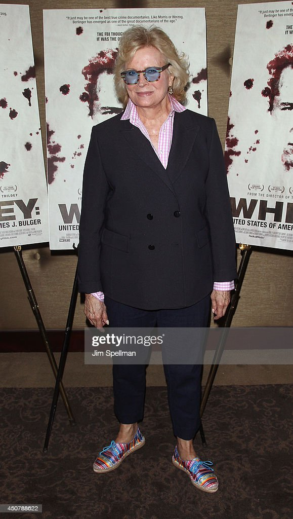 """Whitey:United States Of America V. James J. Bulger"" New York Premiere"