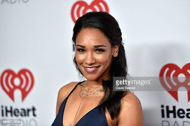 Actress Candice Patton attends the 2015 iHeartRadio Music Festival at MGM Grand Garden Arena on September 18 2015 in Las Vegas Nevada