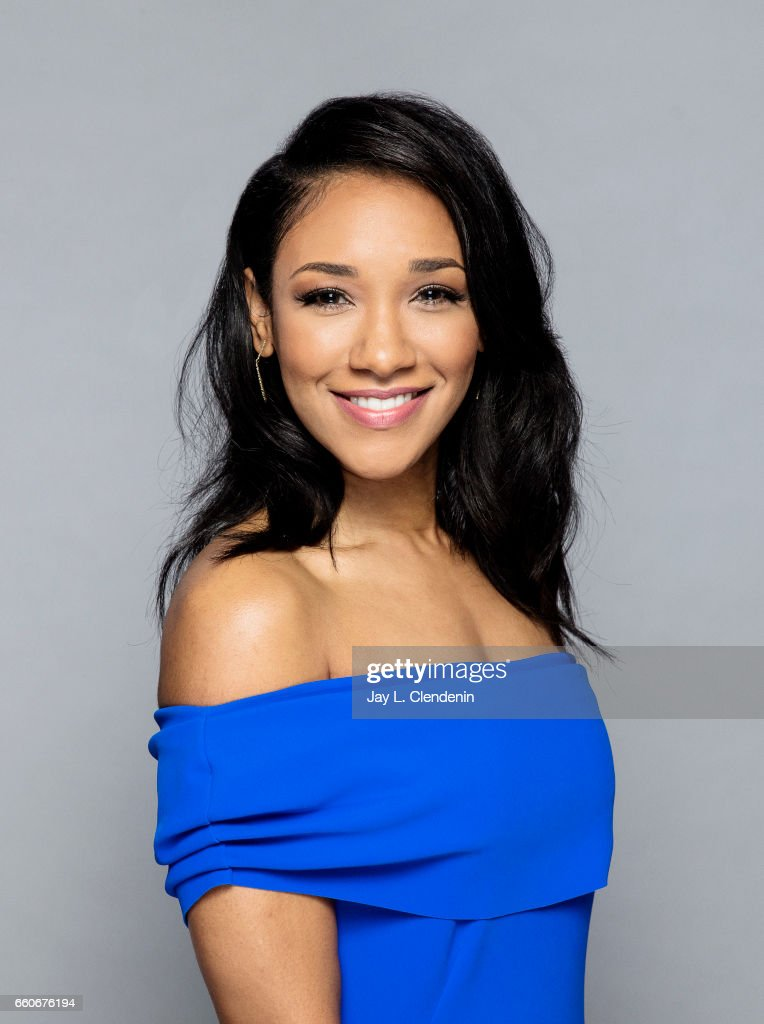 Actress Candice Patton from the CW's 'The Flash,' is photographed for Los Angeles Times on March 18, 2017 in Los Angeles, California. PUBLISHED IMAGE.