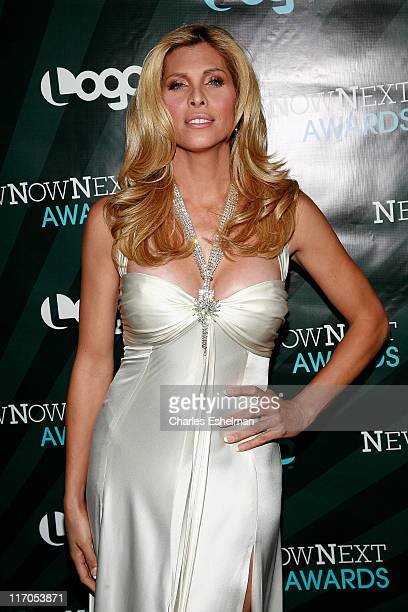 Actress Candis Cayne arrives at the 1st NewNowNext Awards at MTV Studios on May 19 2008 in New York City