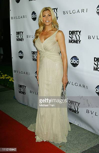 Actress Candis Cayne arrives at the 'Dirty Sexy Money' Premiere at Paramount Theatre on September 23 2007 in Hollywood California