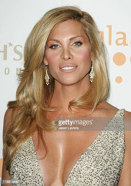 Actress Candis Cayne attends the 19th Annual GLAAD Media Awards at the Kodak Theater on April 26 2008 in Hollywood California