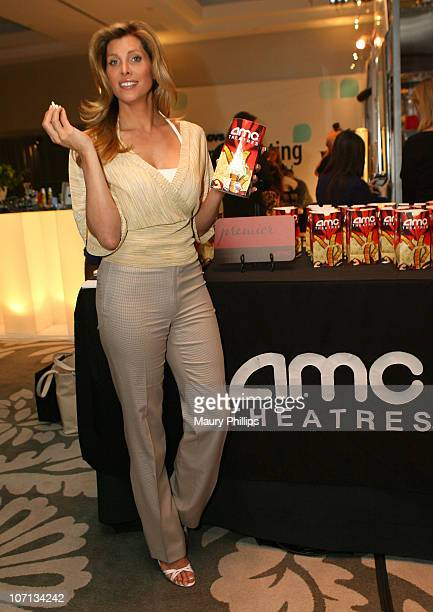 Actress Candis Cayne attends the Access Hollywood 'Stuff You Must' Lounge produced by On 3 Productions held at Sofitel LA on January 9 2009 in Los...