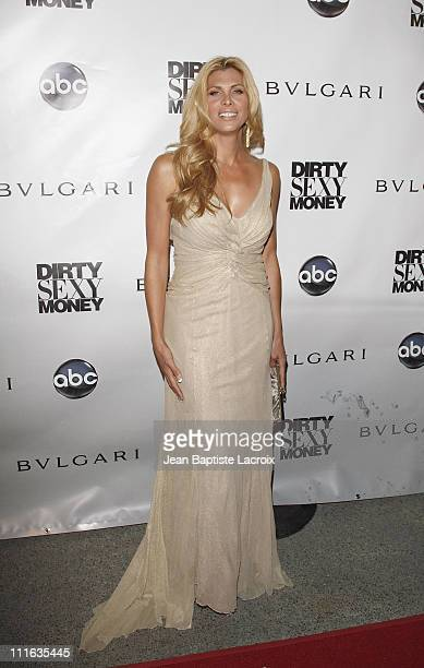 Actress Candis Cayne attends the 'Dirty Sexy Money' Premiere held at the Paramount Theater on September 23 2007 in Hollywood California