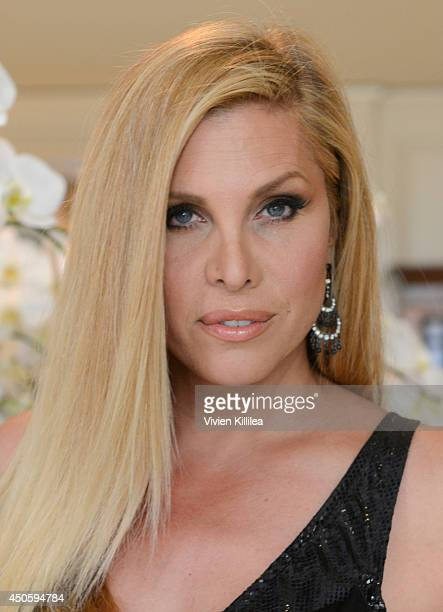 Actress Candis Cayne attends the Lambda Legal 2014 West Coast Liberty Awards at the Beverly Wilshire Four Seasons Hotel on June 13 2014 in Beverly...