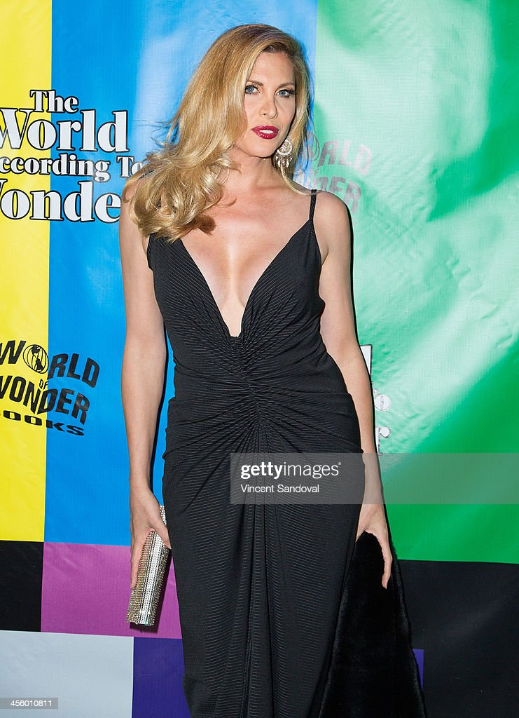 Actress Candis Cayne attends the World of Wonder's 1st Annual WOWie Awards at The Globe Theatre on December 12, 2013 in Universal City, California.