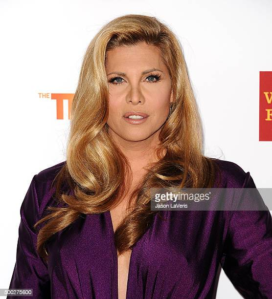 Actress Candis Cayne attends TrevorLIVE LA 2015 at Hollywood Palladium on December 6 2015 in Los Angeles California