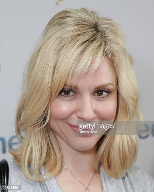 Actress Cara Buono attends the GBK Golden Globes Gift Lounge at The London Hotel on January 14 2011 in West Hollywood California