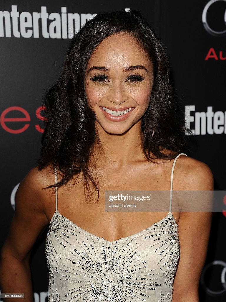 Actress Cara Santana attends the Entertainment Weekly Screen Actors Guild Awards pre-party at Chateau Marmont on January 26, 2013 in Los Angeles, California.