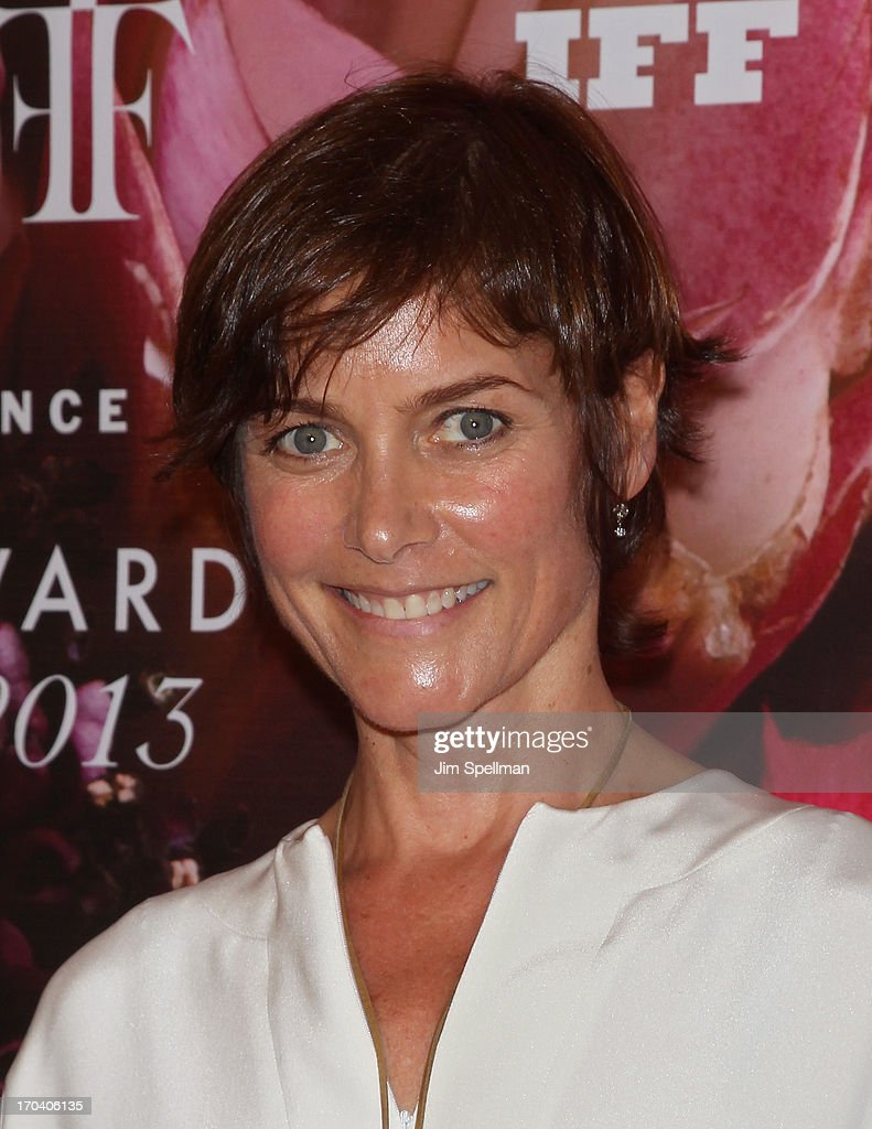 Actress Carey Lowell attends the 2013 Fragrance Foundation Awards at Alice Tully Hall at Lincoln Center on June 12, 2013 in New York City.