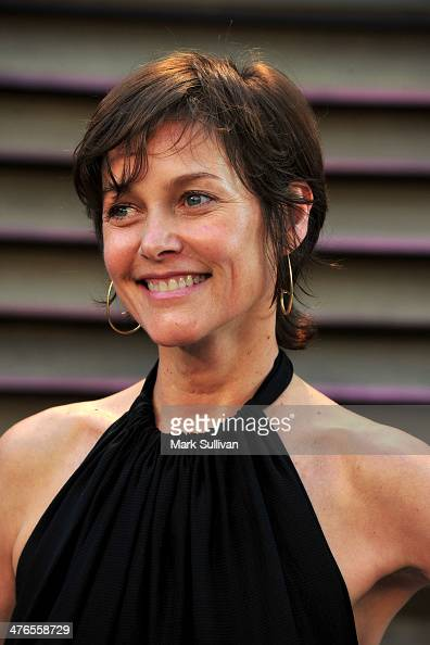 Actress Carey Lowell attends the 2014 Vanity Fair Oscar Party hosted by Graydon Carter on March 2 2014 in West Hollywood California