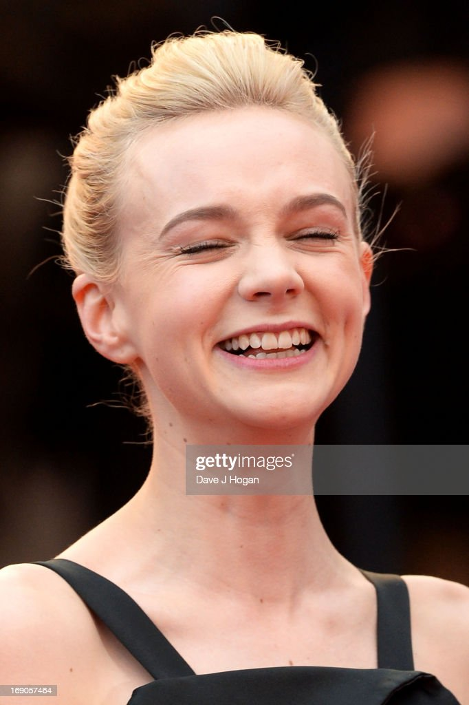 Actress Carey Mulligan attend the 'Inside Llewyn Davis' Premiere during the 66th Annual Cannes Film Festival at Grand Theatre Lumiere on May 19, 2013 in Cannes, France.