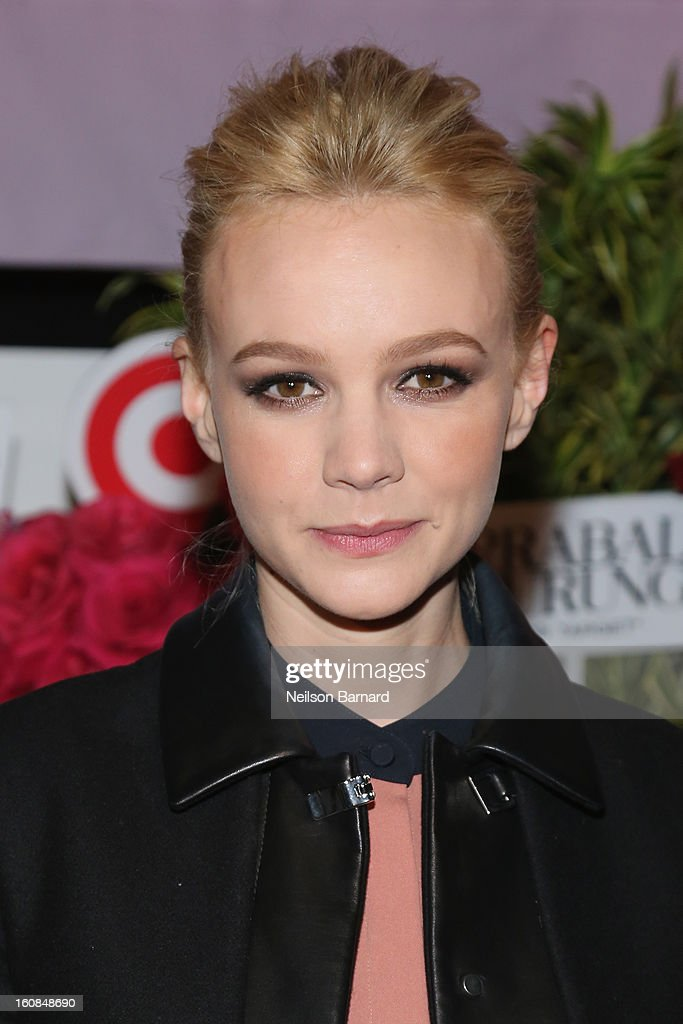 Actress Carey Mulligan attends Prabal Gurung for Target launch event on February 6, 2013 in New York City.