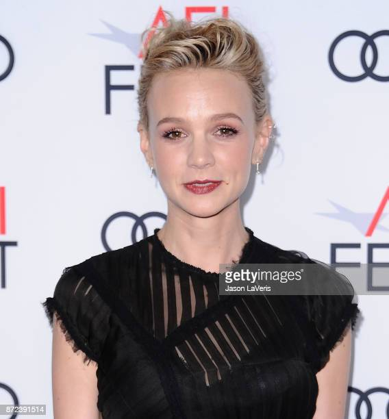 Actress Carey Mulligan attends the 2017 AFI Fest opening night gala screening of 'Mudbound' at TCL Chinese Theatre on November 9 2017 in Hollywood...