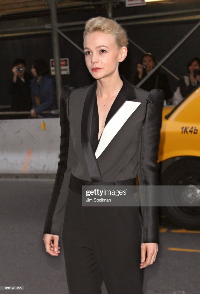 Actress Carey Mulligan attends 'The Great Gatsby' Special Screening at Museum of Modern Art on May 5, 2013 in New York City.