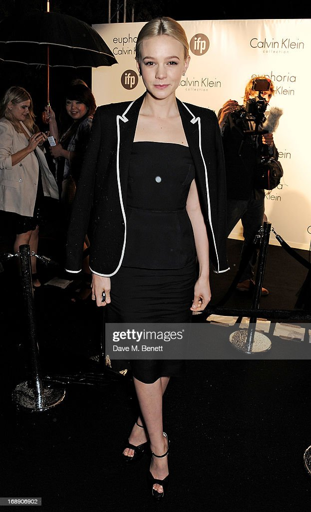 Actress Carey Mulligan attends the IFP, Calvin Klein Collection & Euphoria Calvin Klein celebration of Women In Film At The 66th Cannes Film Festival on May 16, 2013 in Cannes, France.