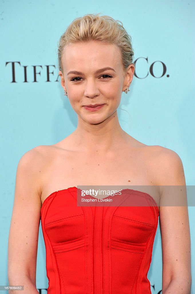 Actress Carey Mulligan attends the 'The Great Gatsby' world premiere at Avery Fisher Hall at Lincoln Center for the Performing Arts on May 1, 2013 in New York City.