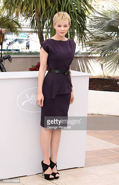 Actress Carey Mulligan attends the 'Wall Street Money Never Sleeps' Photo Call held at the Palais des Festivals during the 63rd Annual International...