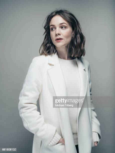 Actress Carey Mulligan from the film 'Mudbound' poses for a portrait at the Sundance Film Festival for Variety on January 21 2017 in Salt Lake City...