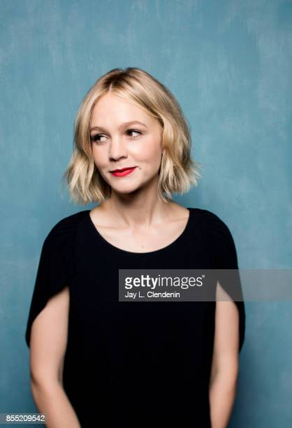 Actress Carey Mulligan from the film 'Mudbound' poses for a portrait at the 2017 Toronto International Film Festival for Los Angeles Times on...