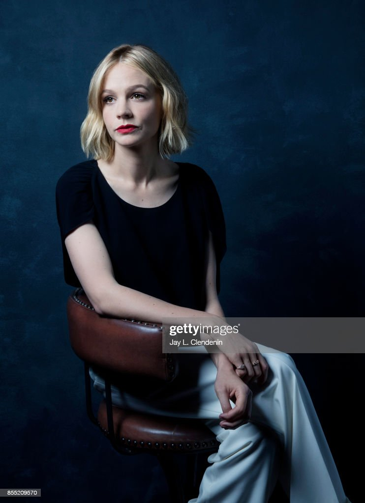 Actress Carey Mulligan from the film 'Mudbound,' poses for a portrait at the 2017 Toronto International Film Festival for Los Angeles Times on September 12, 2017 in Toronto, Ontario.